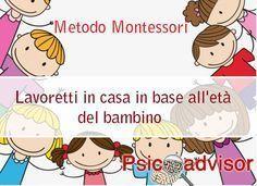 """""""Aiutiami a fare da solo"""" è probabilmente la frase di Maria Montessori che meglio racchiude il suo concetto di educazione ai bambini. Che si tratti di ..."""
