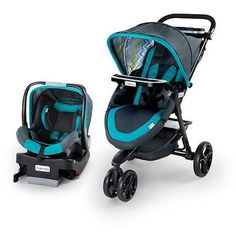 Ingenuity InStride Pro Easy-Up Travel System in Avondale. Available at Walmart for $229.99.