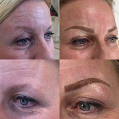 Teres Ani Västerås Microblading / ögonbryn 3D / bryn/kosmetisktattuering Ögonbrynstatuering / bryn / eyebrows