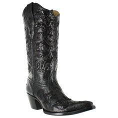 Ok, I really want these!!!                Corral Women's Sequins Inlay Western Boots