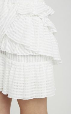 IRO Spring Summer 17 Collection | Glowie Skirt | IRO