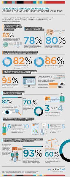 Les priorités de marketeurs européens en matière de publicité programmatique (infographie) | AD-EXCHANGE.FR *
