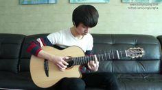 (Yiruma) River Flow in You - Sungha Jung (Classical Guitar)