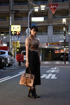 ストリートスナップ大阪 - 尾藤 千穂さん | Fashionsnap.com