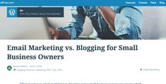new blog post up for WordPress.com - why blogging can be better for biz than emails! Email Marketing, Digital Marketing, Social Media Buttons, Online Work, News Blog, Improve Yourself, Blogging, Wordpress, Knowledge