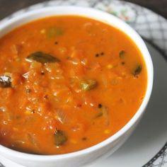 Onion Tomato Gotsu Recipe – Thakkali Kotsu Recipe – Sidedish for Idli & Dosa (Yummy Tummy) Paratha Recipes, Kebab Recipes, Curry Recipes, Egg Recipes, Indian Food Recipes, Cooking Recipes, Panna Recipe, Biryani Recipe, Appam Recipe