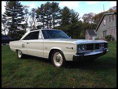 1966 Dodge Coronet Hardtop 426/450 HP