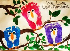 The Best Collection of Family Hand & Footprint Art