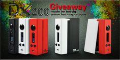 Enter to WIN a DX200 Box Mod from @VapingCheap! ENTER AT: https://wn.nr/jEEg2q