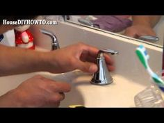Pictures In Gallery How to Install Replace a Bathroom Faucet