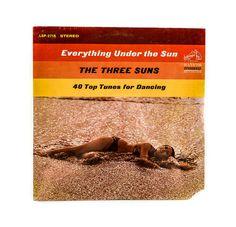 The Three Suns Everything Under The Sun Rare Sealed LP Album