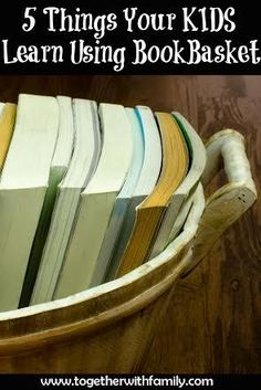 This post shares what book basket is and how it can enhance your child's learning. Great for homeschoolers or summer reading programs!