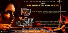 """Get Free """"The Hunger Games"""" Merchandise"""