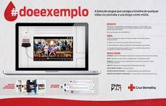 Cruz Vermelha - #doeexemplo - Thiago Reis