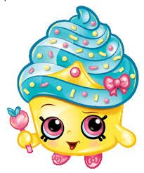 Shopkins limited edition cupcake queen