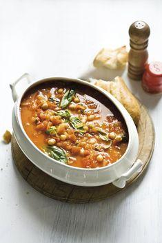 La soupe du lundi: le pois chiche, lumineuse légumineuse - Culture / Next