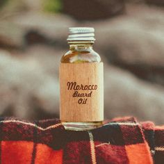 Morocco Beard Oil – The Bearded Bastard