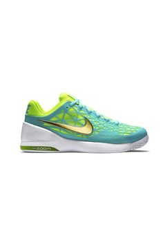 ecb86e1d6a99 Nike Zoom Cage 2 Women s Tennis Shoe Nike Zoom