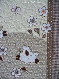 06+DSCN9442+Sheep+quilts+-+baby+blanket+and+pillowcase.jpg 1200 × 1600 bildepunkter