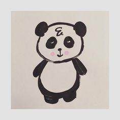 🐼 #panda #characterdesign #art #artist #artwork #doodle #cute #love #drawing…