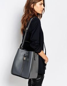 Image 3 ofFiorelli Riley Large Drawstring Duffle Bag