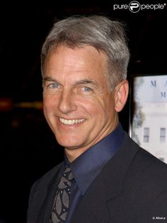 Mark Harmon - I have loved this man since he played Jeff Martin on All My Children in the 70's...love him on NCIS now.