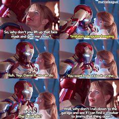 pepper is just so cute i'm crying ���� pepperony is my second favorite otp honestly. —— #avengers#theavengers#marvel#captainamerica#steverogers#chrisevans#blackwidow#natasharomanoff#scarlettjohansson#ironman#tonystark#robertdowneyjr#hawkeye#clintbarton#jeremyrenner#scarletwitch#elizabetholsen#wandamaximoff#ironman3#action#hulk#superhero#thor#spiderman#antman#wonderwoman#superman#batman#fandom#comics http://butimag.com/ipost/1558819181661838467/?code=BWiCcloBNyD
