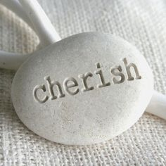 Cherish God He is everything