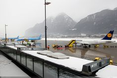 Lufthansa   Airbus A319-112   D-AIBB   Innsbruck   LOWI   INN   December15, 2015