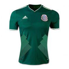 World Cup Soccer 2018 Jersey's Mexico Team, Mexico 2017, Mexico Soccer, Soccer Kits, Football Kits, Premier League, Liga Premier, Jersey Atletico Madrid