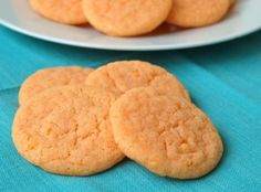 Orangesicle Cookie Mix Cookies