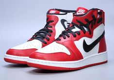 "Air Jordan 1 is undoubtedly the most story-like sneaker in the history of the shoe culture. In the era of basketball shoes dominated by black and white, the debut of Air Jordan 1 ""Chicago"" and ""Bred"" shattered the ""old order"" at the time and opened the glorious road of a legendary shoe collection."