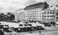 Helsinki, Louvre, Street View, City, Building, Travel, Finland, Viajes, Buildings