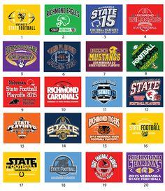 Football Playoff T Shirt Designs | 39 Best Football T Shirt Designs Images Football Design Football