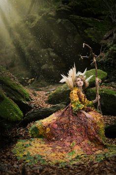 Serbian Photographer Creates Beautiful Scenes of 'Slavic Mythology' Tales That Will Blow You Away – Slavorum
