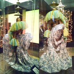 "If you haven't visited the MET to see the Costume Institute's ""China Through the Looking Glass"" exhibit you still have time and you should definitely go. The exhibition explores Chinese Costume Institute, Through The Looking Glass, Victorian, China, Costumes, Dresses, Design, Fashion, Gowns"