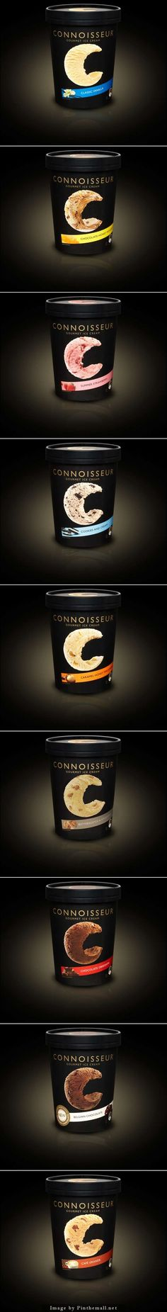 Connoisseur Ice Cream Classic Black Label Range