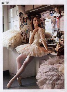 London Royal Ballet, Lauren Cuthbertson