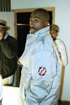2Pac Karl Kani Jacket http://www.slaughdaradio.com Trap Music Radio