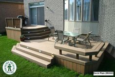 Picture of Deck Plan
