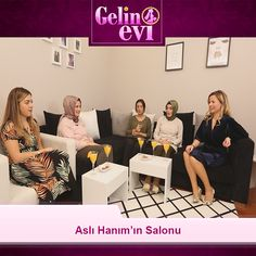 """1,676 Beğenme, 98 Yorum - Instagram'da Gelin Evi (@gelinevi_tv): """"Aslı Hanım'ın salon dekorasyonu..🌟 #gelinevi #showtv"""""""