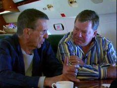 Leonard Nimoy & William Shatner: Living in TV Land - YouTube