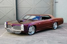 Car From XXX State of the Union | Custom 1967 Pontiac GTO