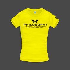 Philosophy Γυναικείο T-Shirt