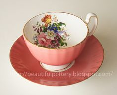 Aynsley by Beautiful Pottery, via Flickr