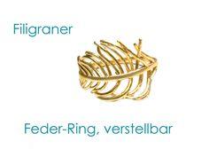 Ring+Feder+filigran+von+DeineSchmuckFreundin+-+Schmuck+und+Accessoires+auf+DaWanda.com