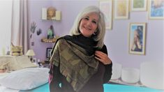 Tomorrow begins 2019. It is only fitting that the final picture posted this year is of healer/reiki master Linda Linker Rosenthal. She has helped many women through the years, and she is a glorious model for each and every Spirited Woman Prayer Scarf she has bought over the years. She has a personal collection of almost all of our 25 scarves and she has gifted at least 50 to others. Here's to you Linda - and to your beauty inside and out. Beauty Inside, Healer, Reiki, Prayers, Scarves, At Least, Spirit, Woman, Model