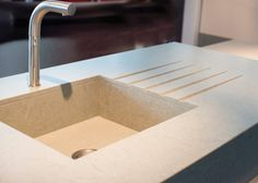 Suede finish Integrity Sink