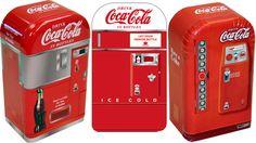retro coca cola vending machine