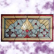 Stained glass ideas on pinterest faux stained glass for Victorian stained glass window film